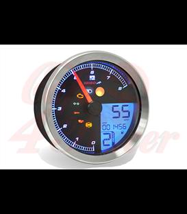KOSO HD-01 Sportster 883 Tachometer,  chrom,   rok 2014-