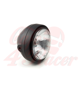 LSL Scrambler Head Light, black/black
