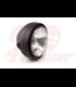 LSL Scrambler Head Light, čiierna/chromova