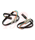 Adapter cables for indicators, several BMW, pair