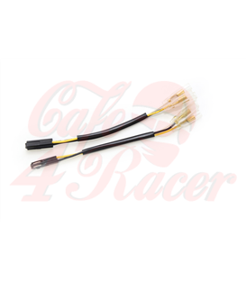Adapter cables for indicators, for  HONDA pair