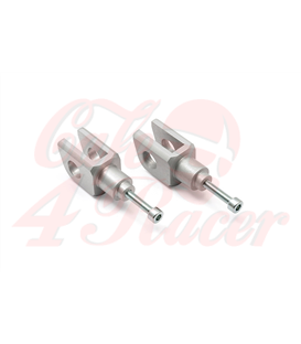 LSL Footpeg bracket kit W650/800/GPZ500S, rear