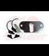 Motogadget MSM  Rámová rukoväť s klipom 22mm lešteny