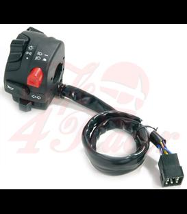 Universal handle-bar switch , light switch