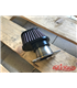 BMW K-Serie Air Intake Stainless straight  50mm outlet