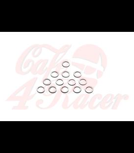 Washers alu. for 7/16-24 (10 Pcs)