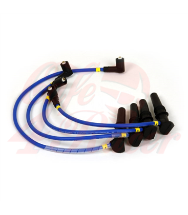 Premium Quality Spark Plug Wire Set for BMW K75 Series, 1980-1995  (3 Wires - longer than org.) 7mm 82cm