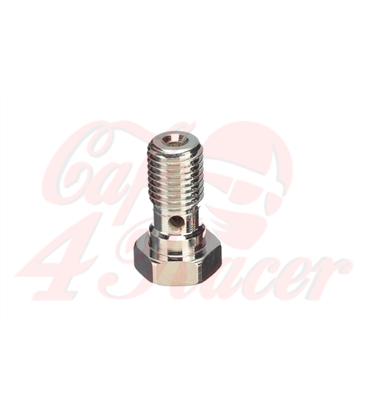 ABM banjo hollow screw Alu M10 x 1,25 chrom