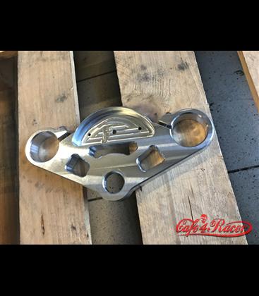 Top triple tree clamp upper / fork yoke  for BMW K100 RS RT LT (91-92)  /  K1100 (92-99)  Motoscope