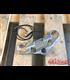 Top triple tree clamp upper / fork yoke  for BMW K100 RS RT LT (91-92)  /  K1100 (92-99)  Motoscope mini