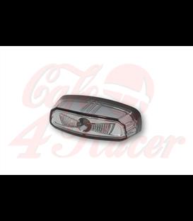 KOSO HAWKEYE LED light dýmové s osvetlením ŠPZ