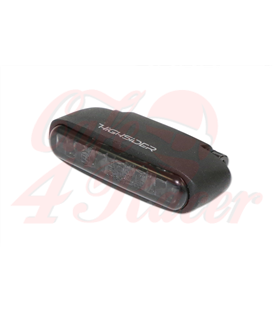 HIGHSIDER ORGANIC LED taillight, black