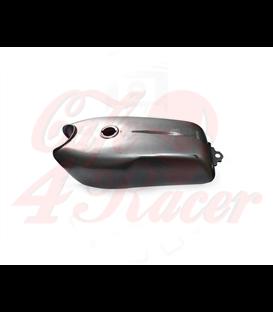 Plechová nádrž 2.4 Galon Yamaha RD50 RD350 RD400