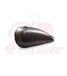 Aftermarket  2.4 Gallon Suzuki GN125 Gas Tank With Tap and Cap