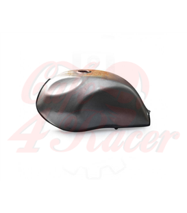 Universal Raw Steel 2.3 gallon Custom Gas Tank