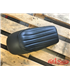 Retro Black Tuck and Roll 530mm Cafe Racer Seat