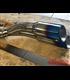 Thunder Slash  +  výfukové koleno  BMW K100 pravá strana