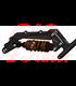BMW K75/100/1100/1 Suspension platform Retroriders cut version Alu