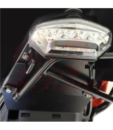 Support plate rear light nineT