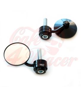 2x bar end mirror for BMW R9T Scrambler / Pure / Racer / Urban GS