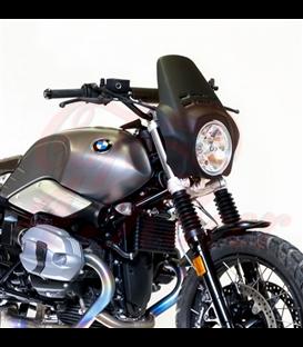 Windshield Fenouil   for  BMW R9T Scrambler / Pure, matte black