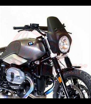 Windshield Fenouil   for  BMW R9T Scrambler / Pure, black
