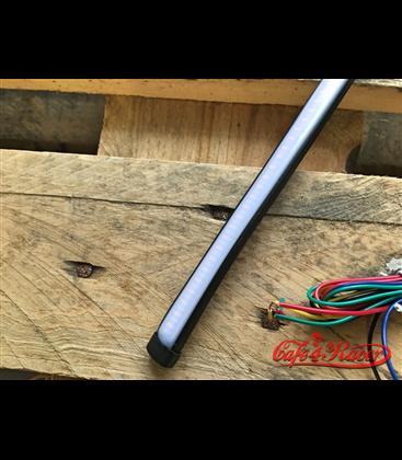 290mm LED pás s brzdovým svetlom a smerovkami  plávajúci efekt