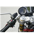 LSL Tour-Match Clip On riaditká pre BMW RnineT
