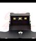License Plate & Rear Fender Aluminum Alloy Gloss Black For BMW R1200 / R NINE T (14-17)