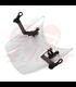 Headlight Fairing Aluminum Alloy Silver For BMW R NINE T (14-18)