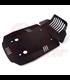Ochrana  motora z hliníka pre BMW R9T Roadster / Pure / Racer / Urban GS / Scrambler / R1200GS čierny