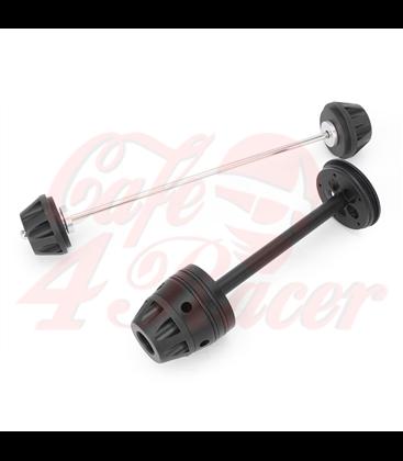 Crash Protector Stainless Steel Black For BMW R NINE T