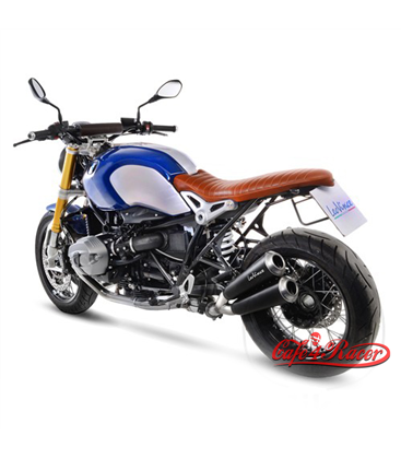 Leo Vince Stainless Steel Exhaust BMW R Nine T, 14-  LOW