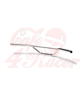 LSL Steel Handlebar Cross MX2, chrome