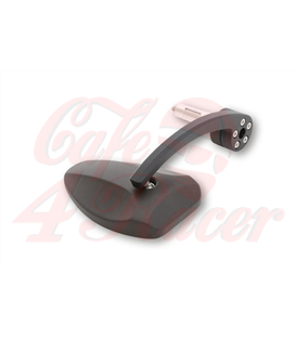 HIGHSIDER handlebar end mirror FERRARA 2 EVO