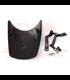 Headlight Fairing Plastic  Black For BMW R NINE T (14-18)