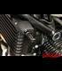 HIGHSIDER indy spacer, front, black, for BMW RnineT
