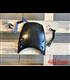 Čelný Štít hliníkový čierny pre  BMW R NINE T (14-18)
