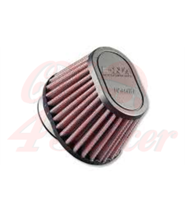 DNA Oval Clamp 44mm Inlet 87mm Length Air Filter