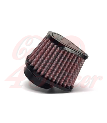 DNA Hexagonal 38mm Inlet 86mm Length Rubber Top Filter