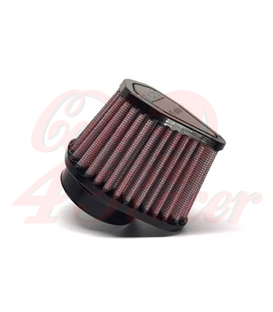 DNA Hexagonal 51mm Inlet 86mm Length Rubber Top Filter