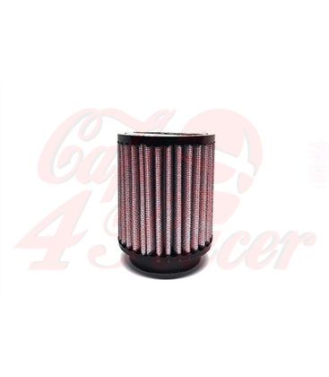 DNA  Round Clamp 57mm Inlet 90mm Length Air Filter