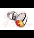Kellermann LED indikátor  Bullet Atto DF, zadné/ brzdové/merovkové svetlo, čierne