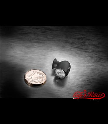 Kellermann LED indikátor  Bullet Atto DF, zadné/ brzdové/smerovkové svetlo, čierne