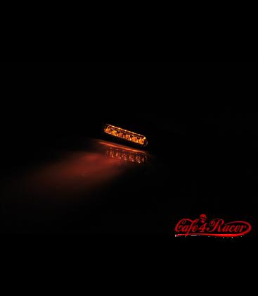 SHIN YO LED smerovky  MULTIFACE, červený kryt,označenie E