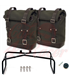 Two Side Panniers Canvas + Double Subframe NineT