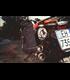 Postranný držiak  s 2 text.  brašňamiou pre BMW  RNineT Series