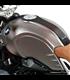 UNIT GARAGE Čierny Pás vyrobený z koženej usne pre BMW  RNineT Series