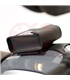 UNIT GARAGE Tank Bag black leather