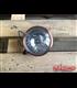 HIGHWAY HAWK 4 ½ inch Spotlight Bates  black / copper trim